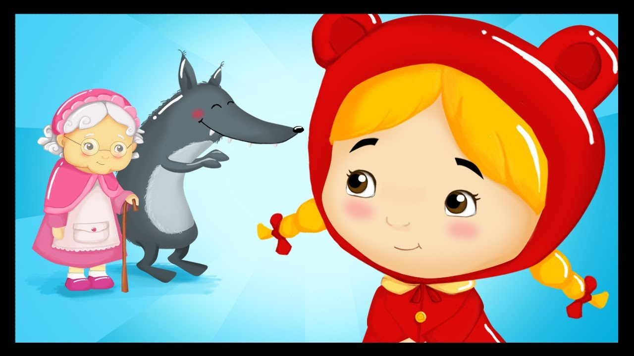Le petit chaperon rouge dessin anim en fran ais youtube - Magic le dessin anime ...