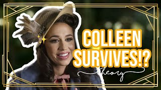 COLLEEN SURVIVES!? [with proof] - Escape The Night Season 4