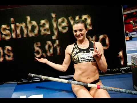 REGGAE YELENA ISINBAYEVA BEAUTIFULL ATHLET RUSSIAN RIO 2016 OLYMPIC - DJ TIÃO BRAZIL