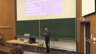 Donders lecture Stephen Faraone 29-10-2015