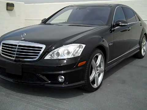 2009 Mercedes-Benz S63 AMG at Scottsdale Ferrari-Maserati 888-558-9436