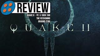 Quake II: Quad Damage Video Review