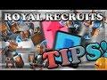 Royal Recruit Draft Challenge Gameplay Tips! | Clash Royale 🍊