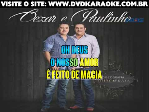César E Paulinho   A Fazenda Da Esperança