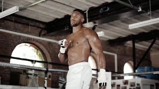 Anthony Joshua set to make his U.S. boxing debut