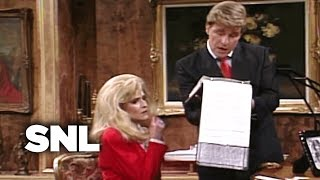 Trump Divorce Cold Open - SNL