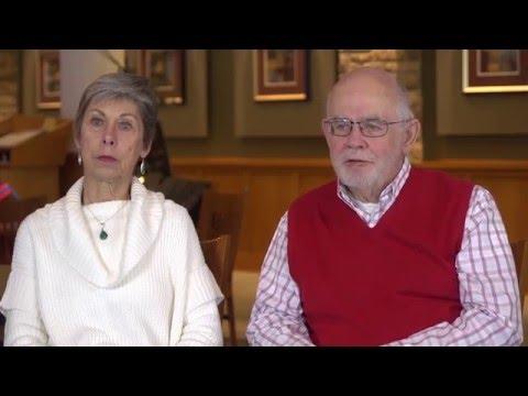 Judy and Pat
