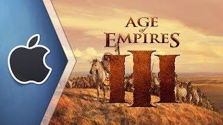 Instalar Age of Empires® III Complete Collection en Mac (Steam)
