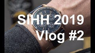 SIHH 2019 Vlog #2: Watch Hits, Misses, & Surprises   aBlogtoWatch
