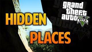 GTA 5 Hidden Places & Secret Locations (GTA 5 Hidden Locations)
