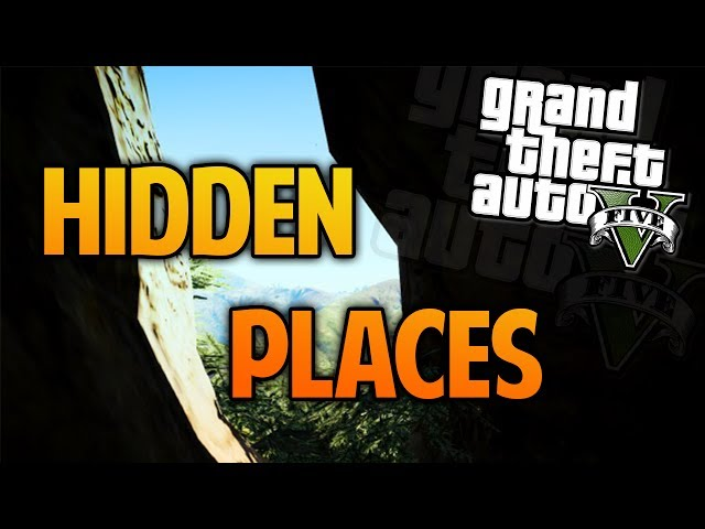 GTA 5 Hidden Places & GTA 5 Secret Locations (GTA 5 Hidden Locations)