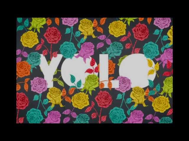JJC FT DAREY - YOLO LYRICS VIDEO