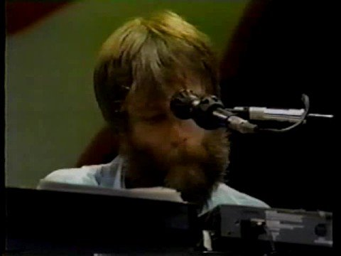 The Grateful Dead-Row Jimmy-Shoreline Amphitheatre Video