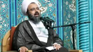 صحبت های حاج آقا دانشمند در تهران آقای رئیس جمهور که به دزدها منصب دادی تو هم با آنها شریکی