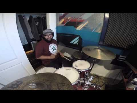 Haywyre - Smooth Criminal (Issacthedrummer drum cover)