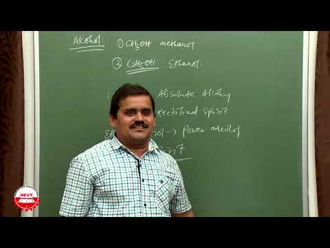 Carbon and its compound class 10 | K  | Alcohol