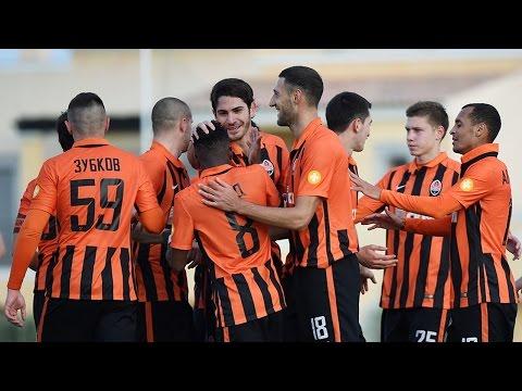 Shakhtar 6-1 Norrköping. Highlights (28/01/2017)