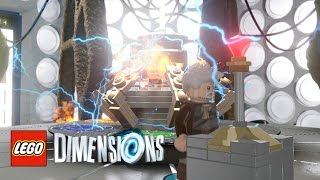 LEGO Dimensions - How To Find And Activate The Moment