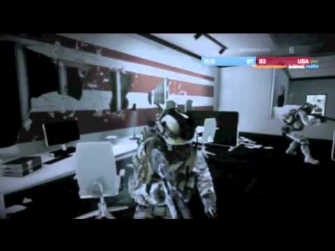Battlefield 3: Primo sdrogheggiante impatto su Close Quarters