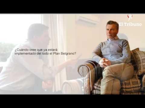 Entrevista exclusiva al presidente Mauricio Macri - Parte 2