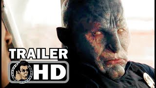 BRIGHT Official Trailer #2 (2017) Will Smith Fantasy Action Netflix Movie HD