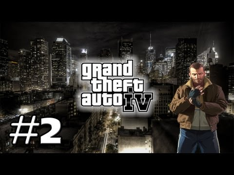#2 Let's Play GTA IV ( Grand Theft Auto IV ) I L'aventure américaine continue ! [FR/HD]