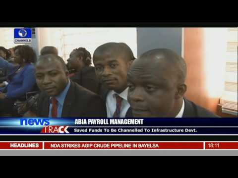 Abia Payroll Management: State Government Partners Zenith Bank