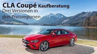 Kaufberatung Mercedes CLA Coupé (C 118): Was lohnt sich und was lohnt sich nicht [4K] - Autophorie
