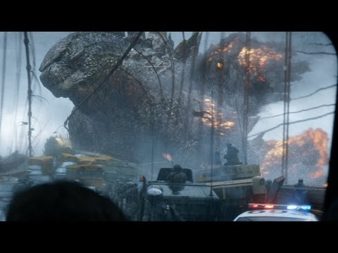 Godzilla - Asia Trailer [hd] video