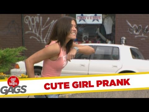 Cute Girl Calling Prank