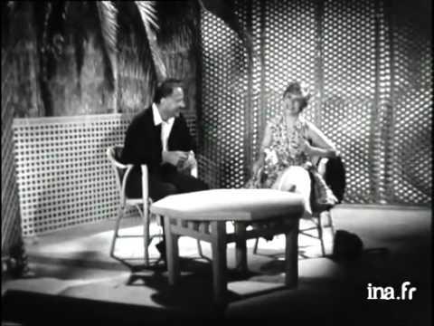 Intervista a Giulietta Masina (1955)