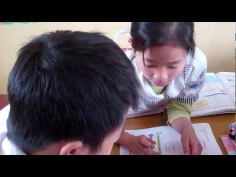VNEN class observe, Chu Dien 1 Primary School, Bac Giang Province,