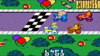 Let's Play Nick - Nicktoons Racing
