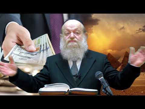 פרשת בשלח: ביטחון בה' בכל מצב - הרב יוסף בן פורת HD