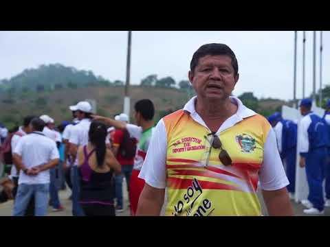 Nutrida participación de atletas en la maratón Euclides Andrade Álvarez