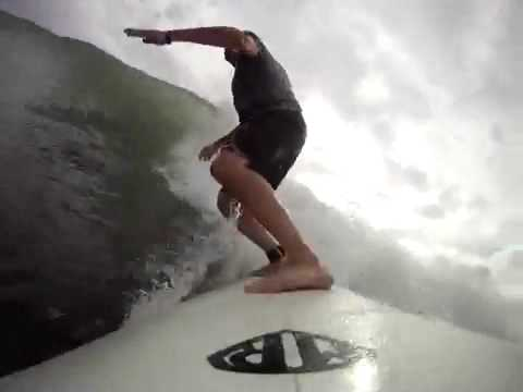 Nicaragua, Asuchillo, Surf, GoPro