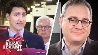 "Trudeau blames ""Jody"" for letting him down on SNC-Lavalin | Ezra Levant"