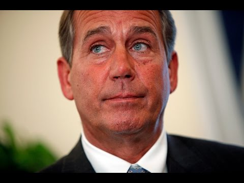 Boehner Tells Obama to Take Exec Action After Voting to Sue Over Exec Action