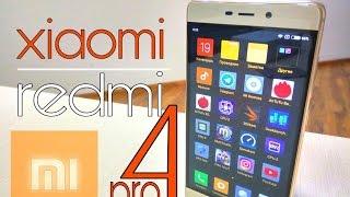 Крутая новинка от Xiaomi! Обзор и впечатления от Xiaomi Redmi 4 prime. Xiaomi Redmi 4 pro обзор