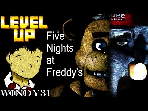 Level up 31:Five nights at freddy's с Windy31