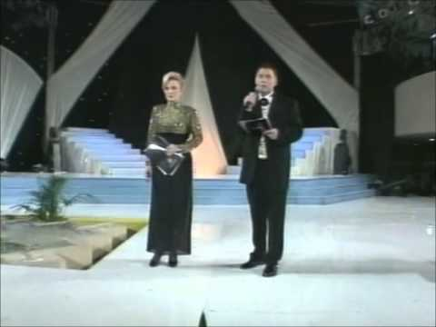 Esad i Elvira - četvrti rođendan @ Miss BiH 1999