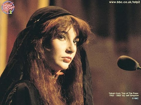Kate Bush - Warm And Soothing