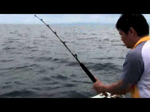 Fishing At Malaysia Rompin (2009)