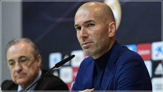 Beberapa Alasan Yang Menyebabkan Zinedine Zidane Mundur Dari Kursi Kepelatihan Real Madrid