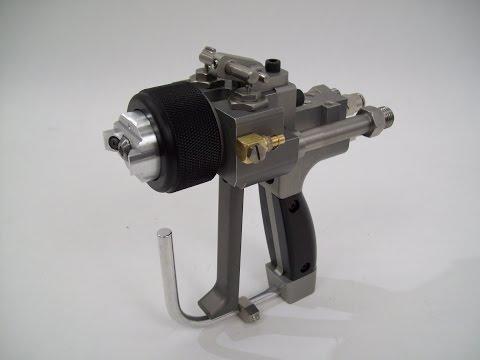 External Mix Series Talon Gun Rebuild