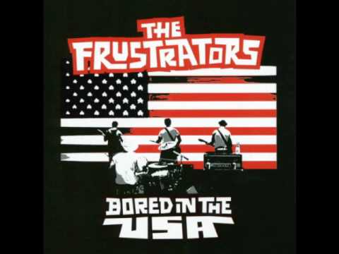 The Frustrators - I Slept With Terry