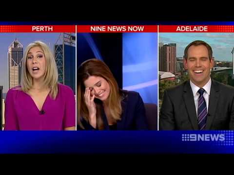 9 News NOW Chatroom with Lisa Fernandez 27 May 2015