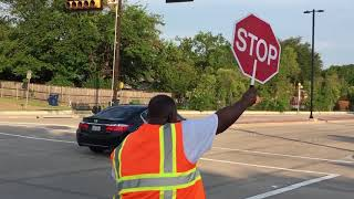 Crossing Guards training