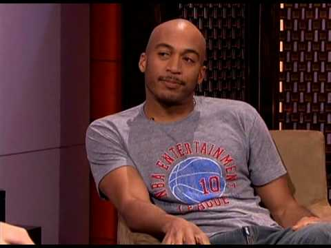 James Lesure Interview on TV Guide Channel: Watch This! Video