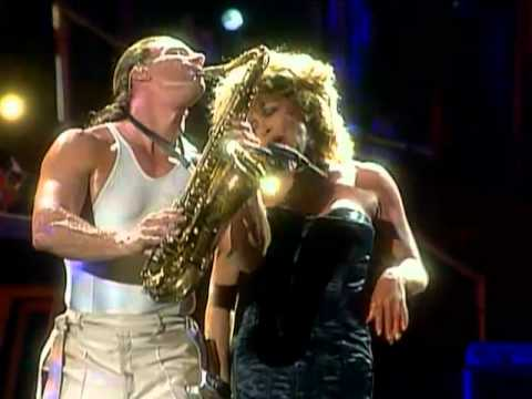 Tina Turner - Private Dancer - Live in Amsterdam.mp4